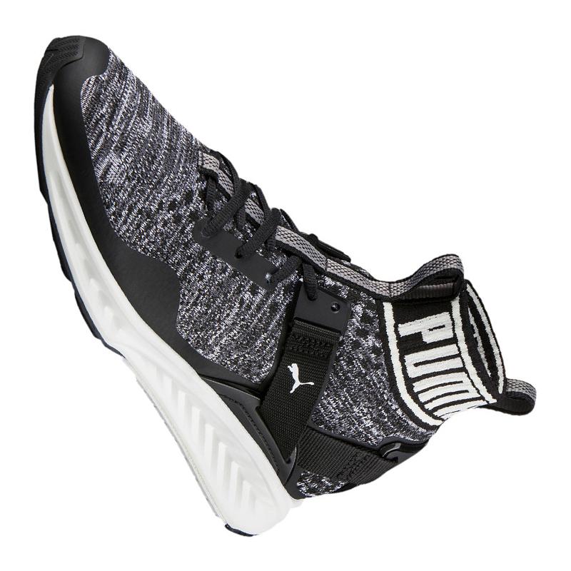 the best attitude f30f9 68826 ... Puma Ignite Evo Knit sneaker sneaker sneaker Schwarz F01 especial de  tiempo limitado 7c37a4 ...