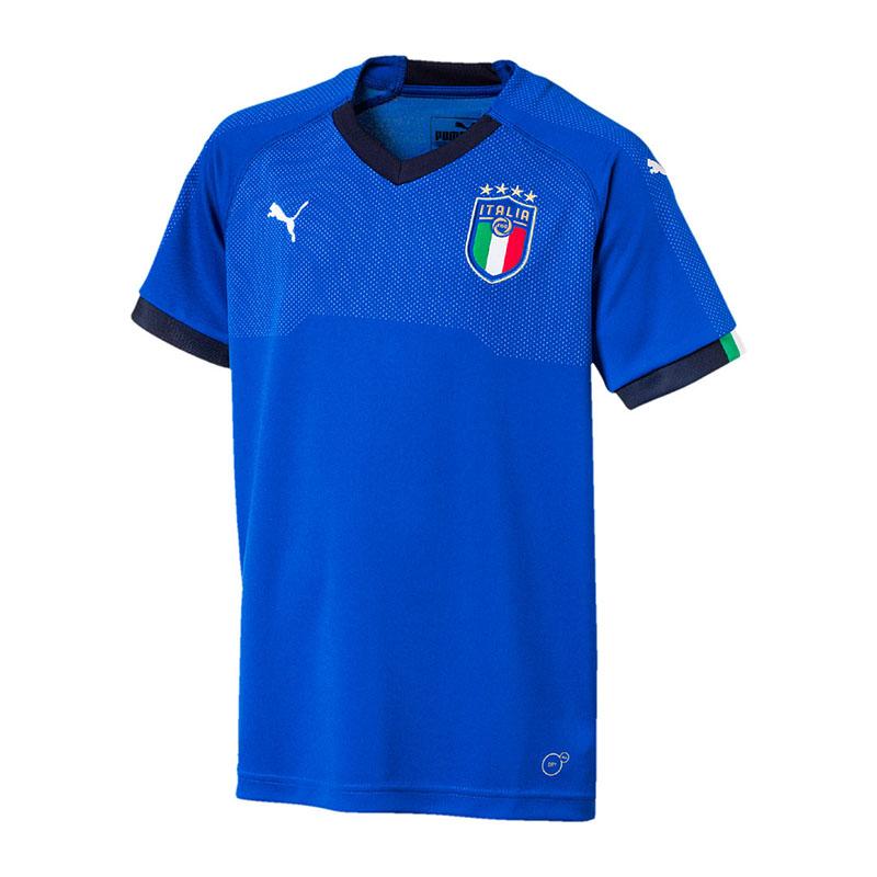 Puma-Italien-Maillot-Domicile-Coupe-Du-Monde-2018-Enfants-Bleu-F01