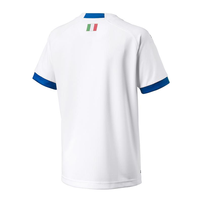 Puma-Italia-Camiseta-Visitante-WM-2018-Ninos-Blanco-F02