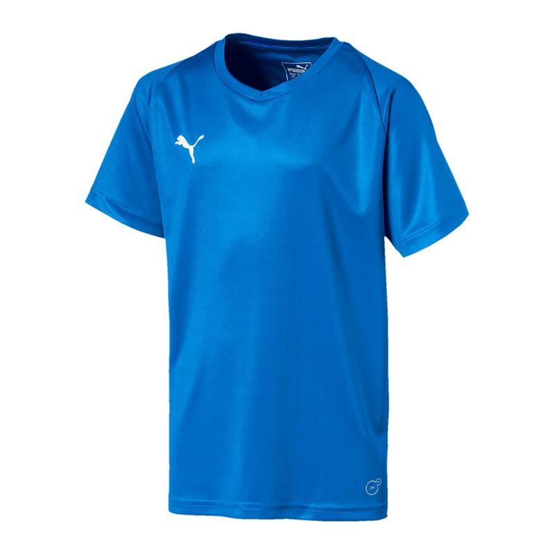 Puma-Liga-Nucleo-Camiseta-Manga-Corta-Ninos-Azul-Blanco-F02