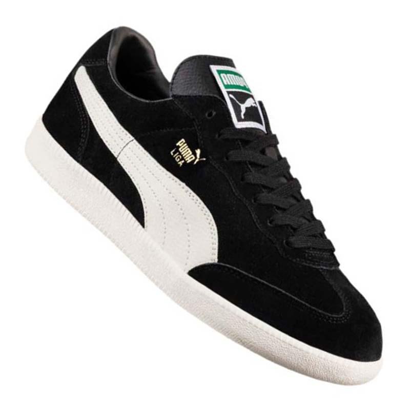Puma Liga Suede PERF sneaker schwarz weiss F01 y nuevos zapatos para hombres y F01 mujeres, el limitado tiempo de descuento c87d37