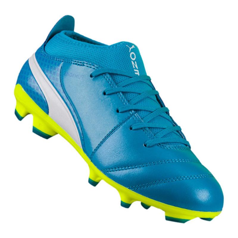 Puma One 17.3 Fg Niños bluee F02