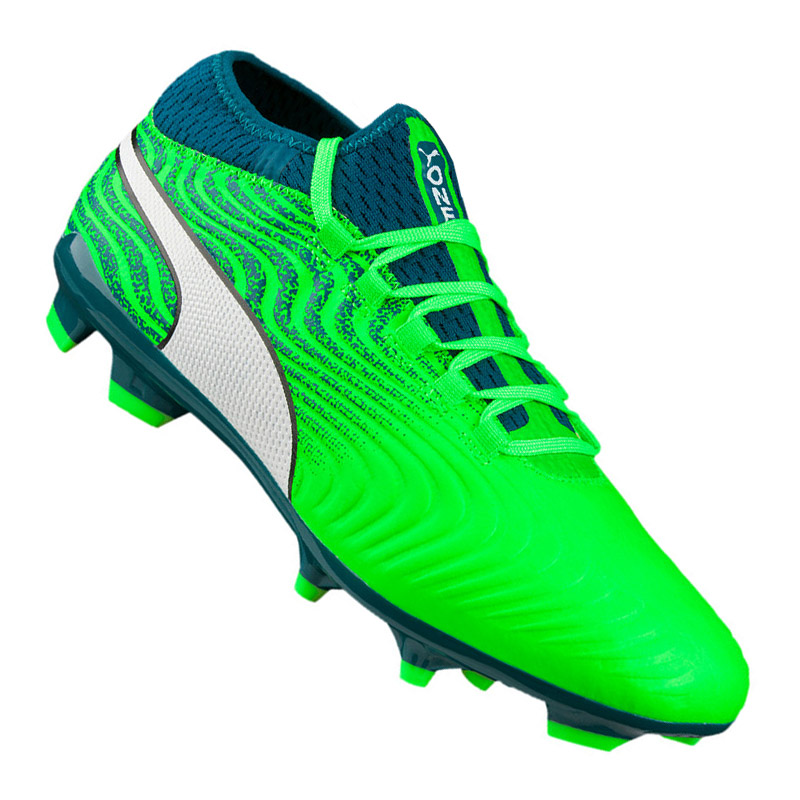 396bb065b49 Puma One Synthetic Fg F03 18.3 Green nnjkaw2883-Shoes   Cleats - www ...