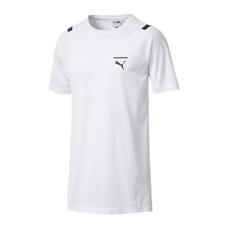 Puma-Pace-Camiseta-Blanco-F02