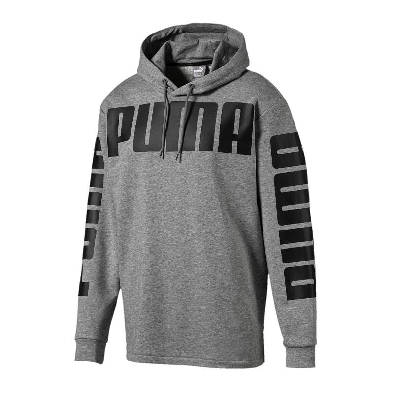 Puma F03 Gris Sweat Rebelle Tr Capuche ccvzF