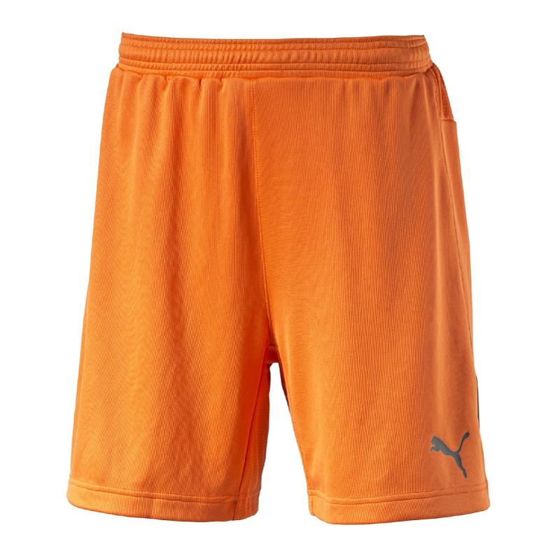 venta limitada Página web oficial producto caliente Detalles de Puma Estadio Gk Corto Pantalones Cortos de Portero Naranja F36