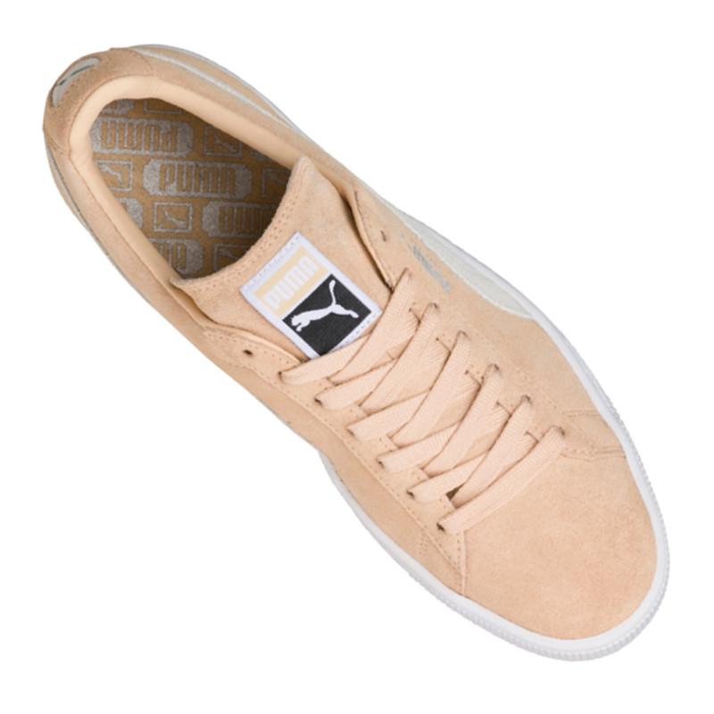 Puma-Suede-Classic-Sneaker-Women-039-s-Beige-F08