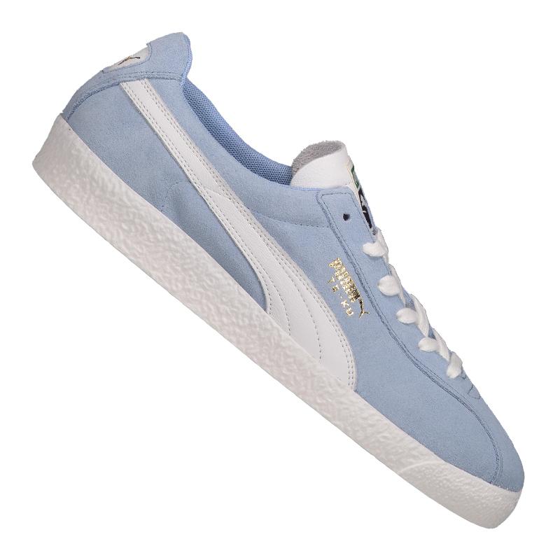 PUMA Te-Ku Prime Sneaker blue Weiss F07