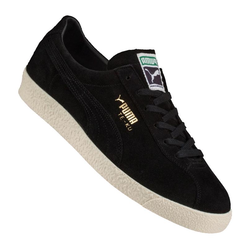 Puma Te-Ku Sneaker Black gold F04