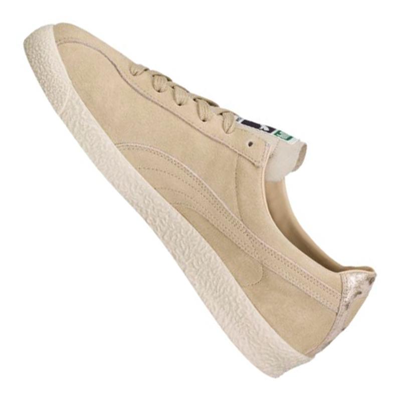 Puma teku wildleder Damens scarpe da tennis da Damens wildleder beige f03 4ea1fc