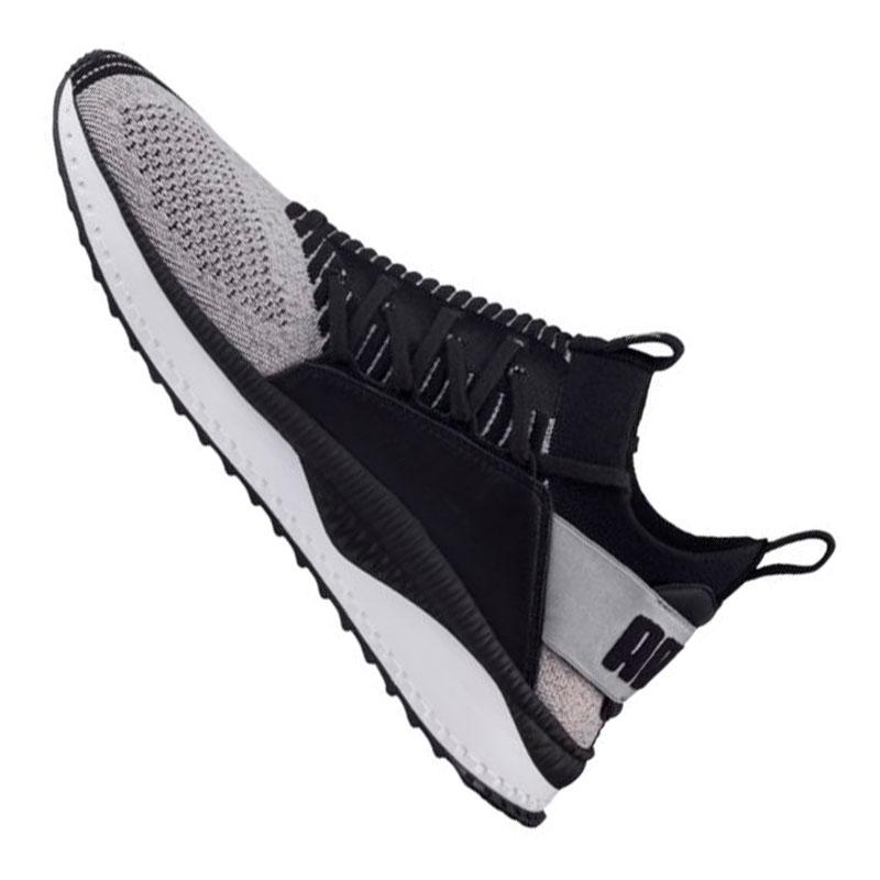 PUMA Tsugi Jun Sneaker Schwarz Schwarz Sneaker Grau F03 a7212e