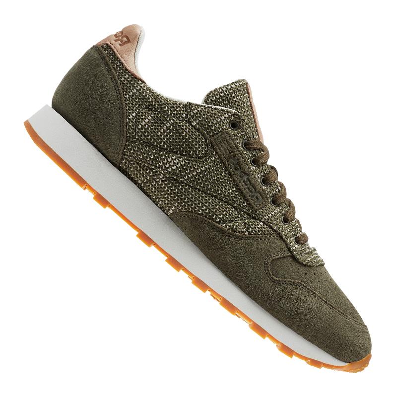 REEBOK CLASSIC PELLE PELLE PELLE EBK scarpe da ginnastica Nere bdca20