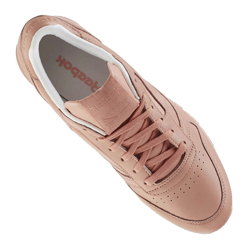 reebok classic leather pastels sneaker damen rosa ebay. Black Bedroom Furniture Sets. Home Design Ideas