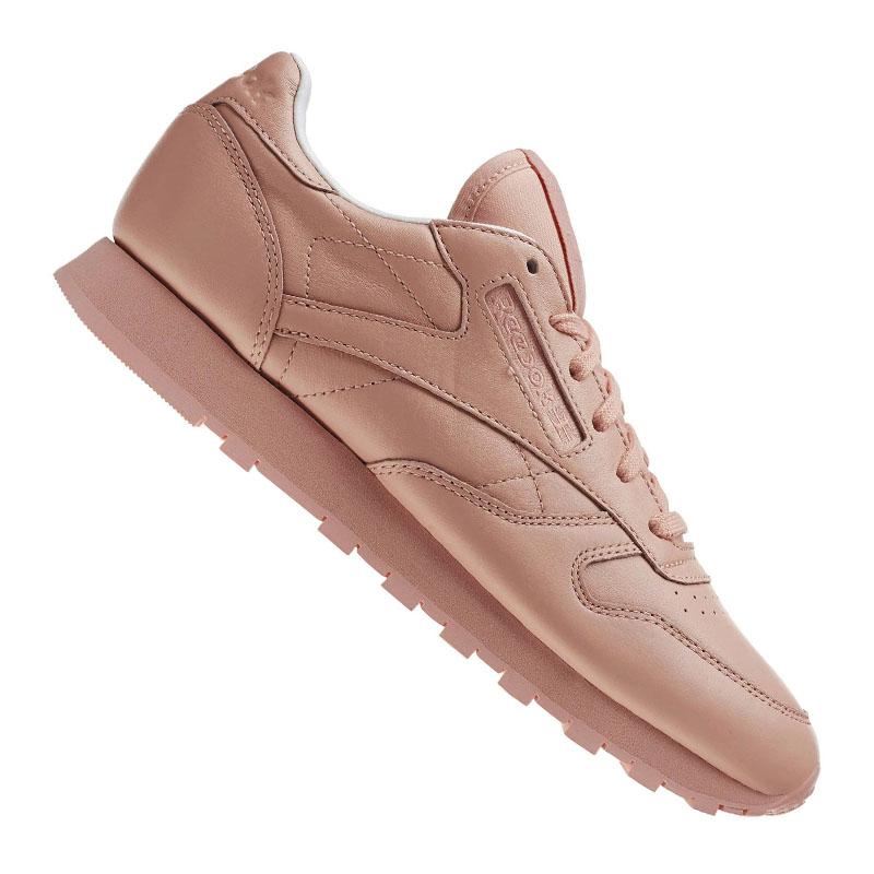 Reebok Classic Leder Pastels Sneaker Damen Rosa