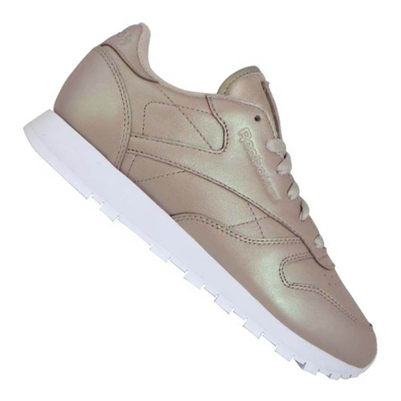 Damen Pearlized Classic Pearlized Classic Damen Pearlized Leather Classic Leather Reebok Reebok Damen Leather Reebok FawnxqE1dw