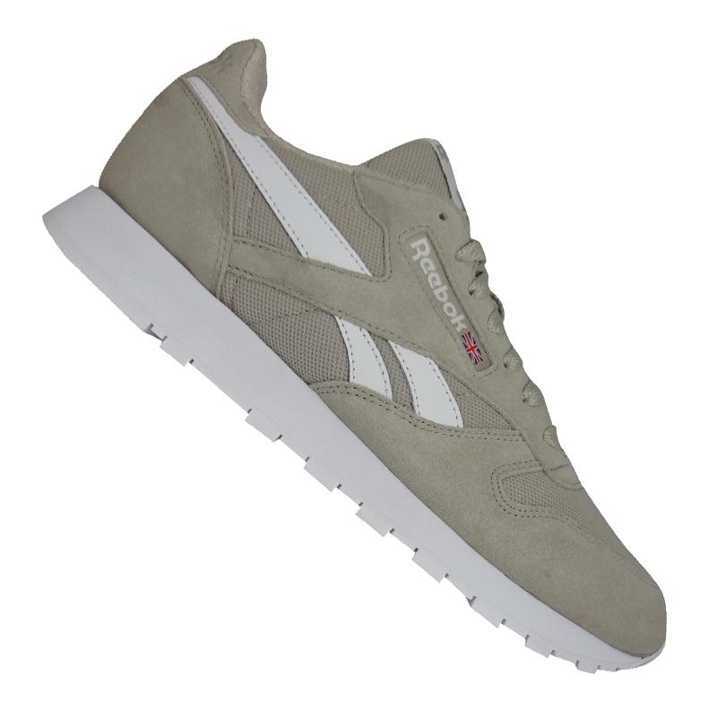 Reebok Classic LTHR MU Sneaker Beige
