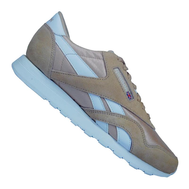 nylon in Sneakers Classic M Beige Reebok xAnUqR