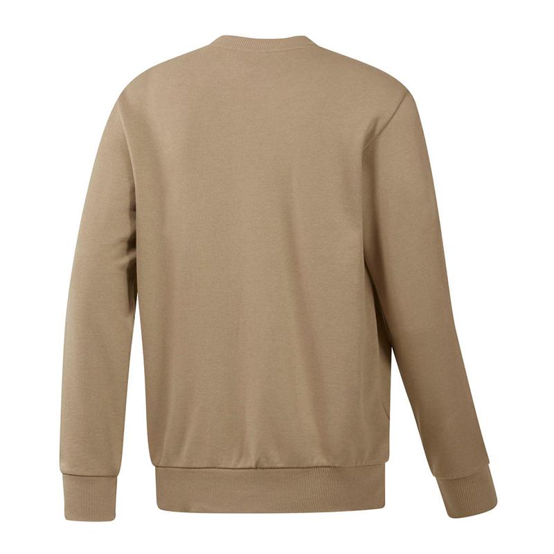 Beige Sweatshirt Reebok Starcrest Classiche Big qIZFO