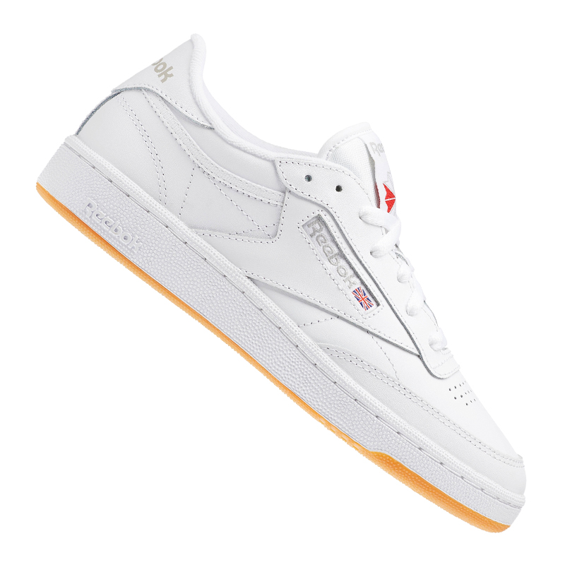 Details about Reebok club c 85 white sneakers for women show original title
