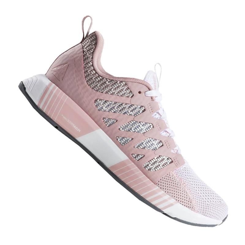Reebok Fusion Flexweave Running Women's Pink Grey