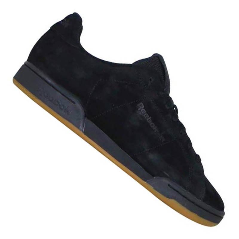 Reebok Schwarz NPC II TG Sneaker Schwarz Reebok 0d6105