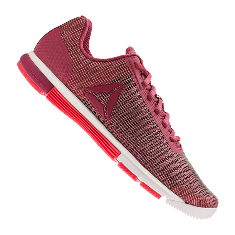 Reebok Speed TR TR TR Flexweave Training Damen Rot  | Lebensecht