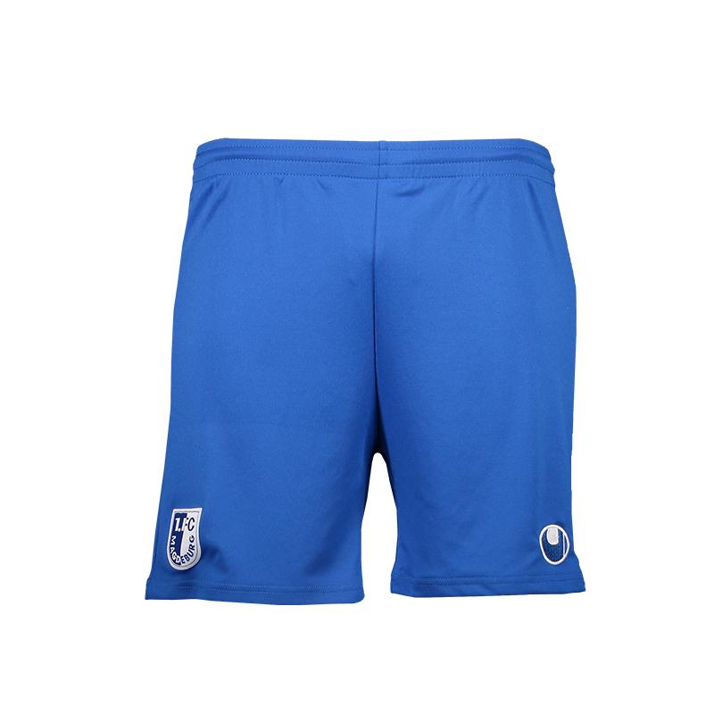 Uhlsport 1. FC Magdeburg Hauteur Shorts Hauteur Magdeburg 18/19 Enfants Bleu f8b207