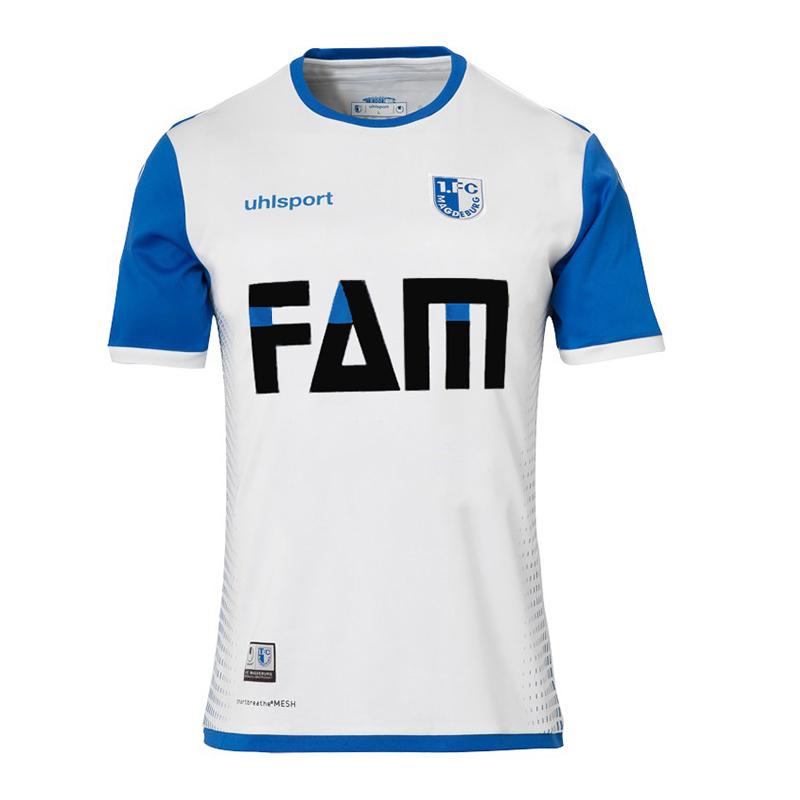 Uhlsport 1. FC Magdeburg Maillot Extérieur Enfants 18 19
