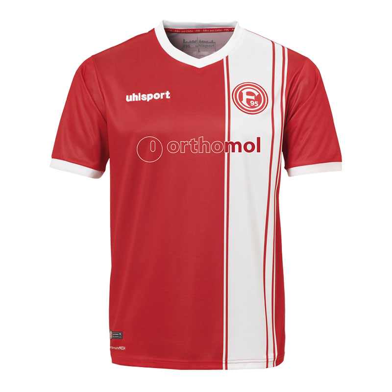 Uhlsport Fortuna Düsseldorf Trikot Away 2017/2018