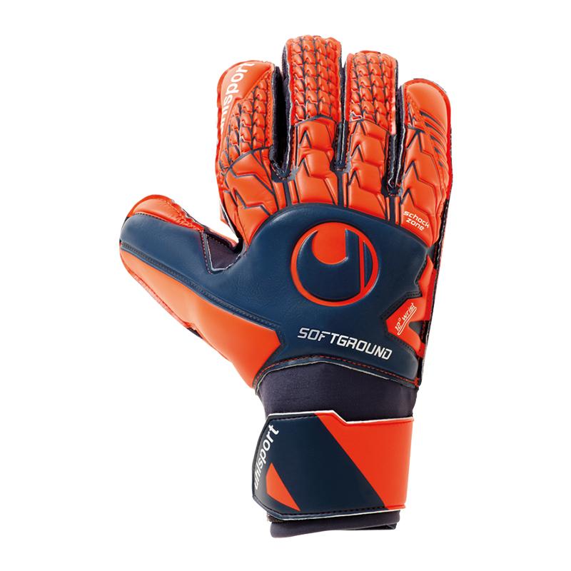 Uhlsport Next Level Soft Pro TW-Handschuh blue F01