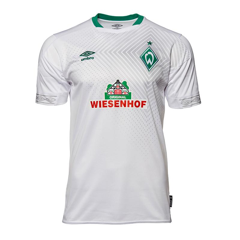 Umbro SV Werder Bremen Trikot 3rd Kids 2018 2019