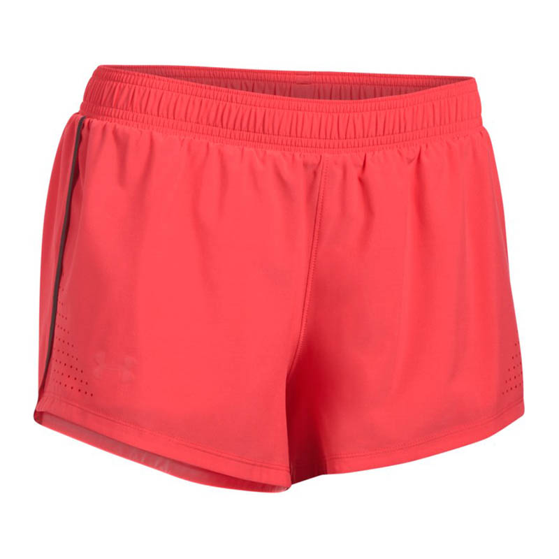 Under Armour Accelerate Split shorts femmes f963