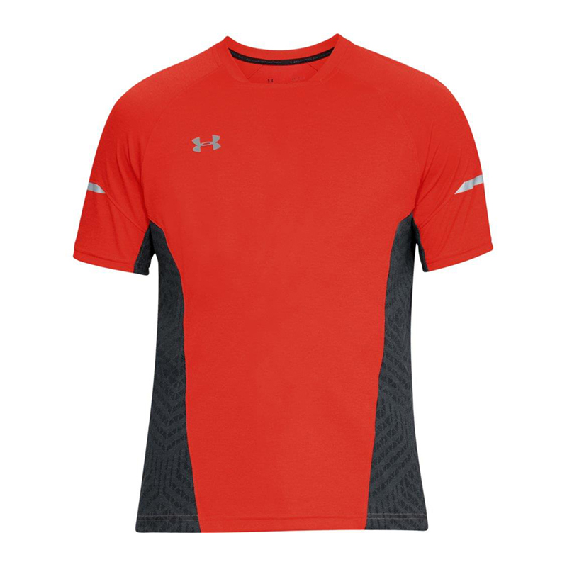 Under Armour Accelerate Accelerate Accelerate T-Shirt Rot F890 d0458d