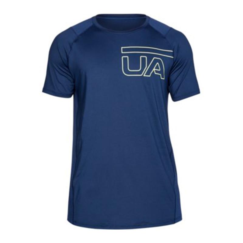 Under Armour Raid 2.0 Camiseta Gráfica Gráfica Gráfica Azul F408  compra limitada