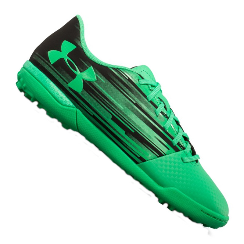 Under Armour Spotlight TF Kids Schwarz F003