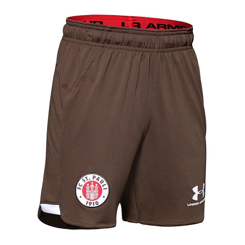 Under Armour Fc St Pauli Ausweich Replica Kinder Shorts