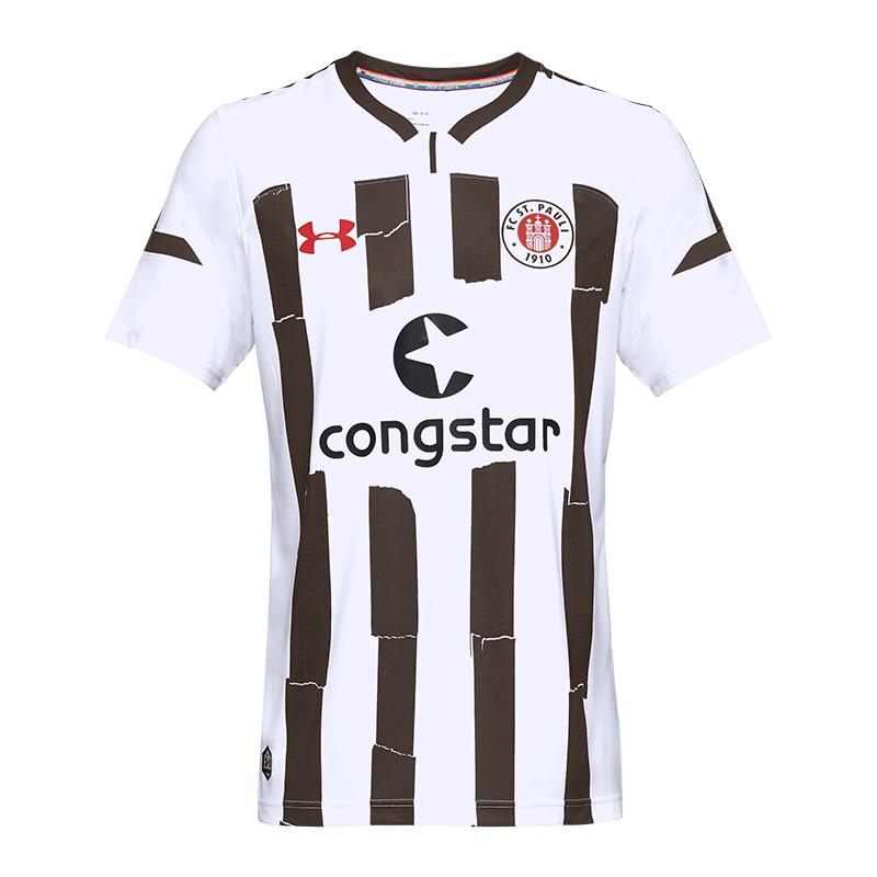 Under Under Under Armour St. Pauli Trikot Away 2018 2019 Kids 72b751