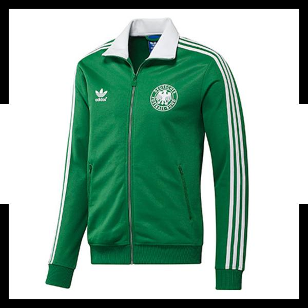 adidas dfb away retro beckenbauer track top jacke ebay. Black Bedroom Furniture Sets. Home Design Ideas