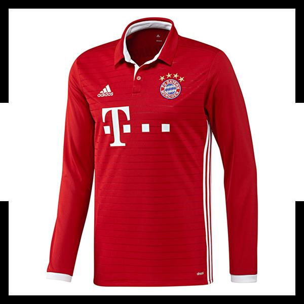 adidas bayern m nchen trikot home la kids 16 17 ebay. Black Bedroom Furniture Sets. Home Design Ideas
