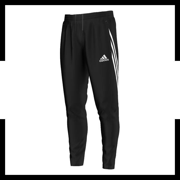 adidas sereno 14 training pant hose lang schwarz ebay. Black Bedroom Furniture Sets. Home Design Ideas