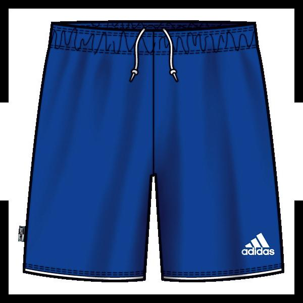 adidas parma short hose kurz blau neu ebay. Black Bedroom Furniture Sets. Home Design Ideas