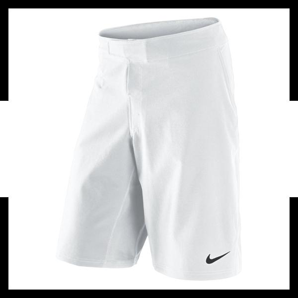 NIKE-FINALS-SHORT-MENS-TENNIS-HOSE-WEISS-F101