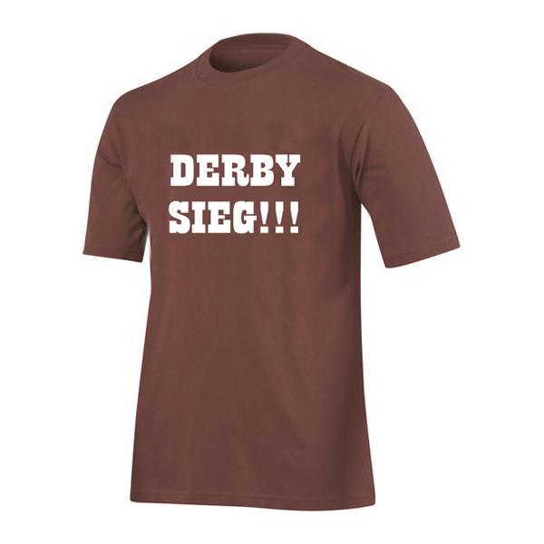 Derbysieger T-Shirt FC St. Pauli-HSV