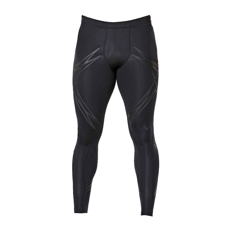 2XU Lock Compression Tights Running Black F0074