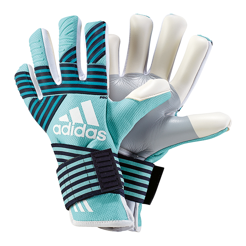 hot sales 4b2ed e35e3 Adidas Ace Trans pro Goalkeeper Gloves Blue