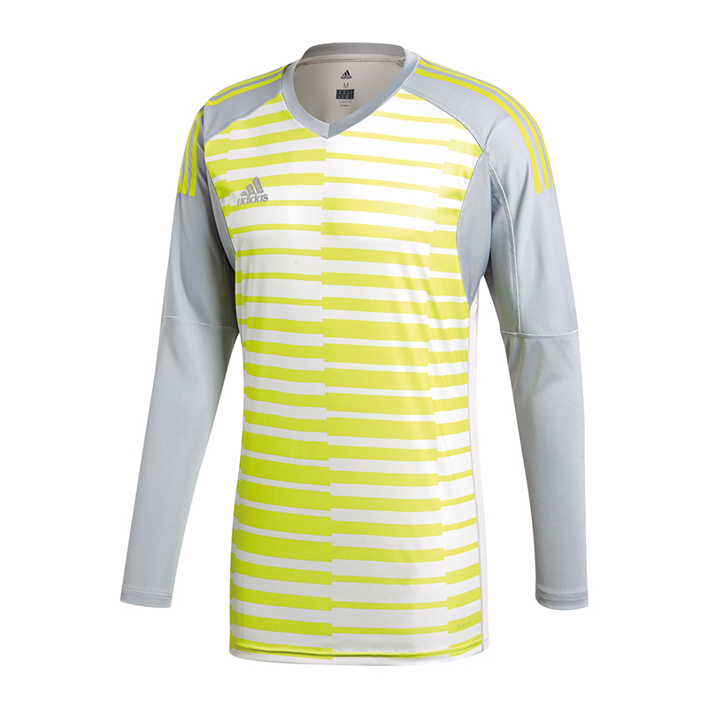 Light Medium adidas Adipro 18 Goal Keeper Jersey maniche lunghe Maglia da (8rs)