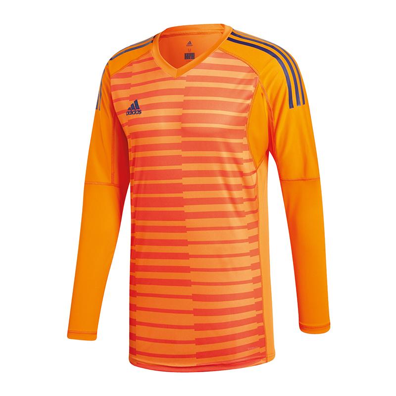 Adidas Adipro 18 camiseta portero largo Niños naranja 128  5615710b747e9