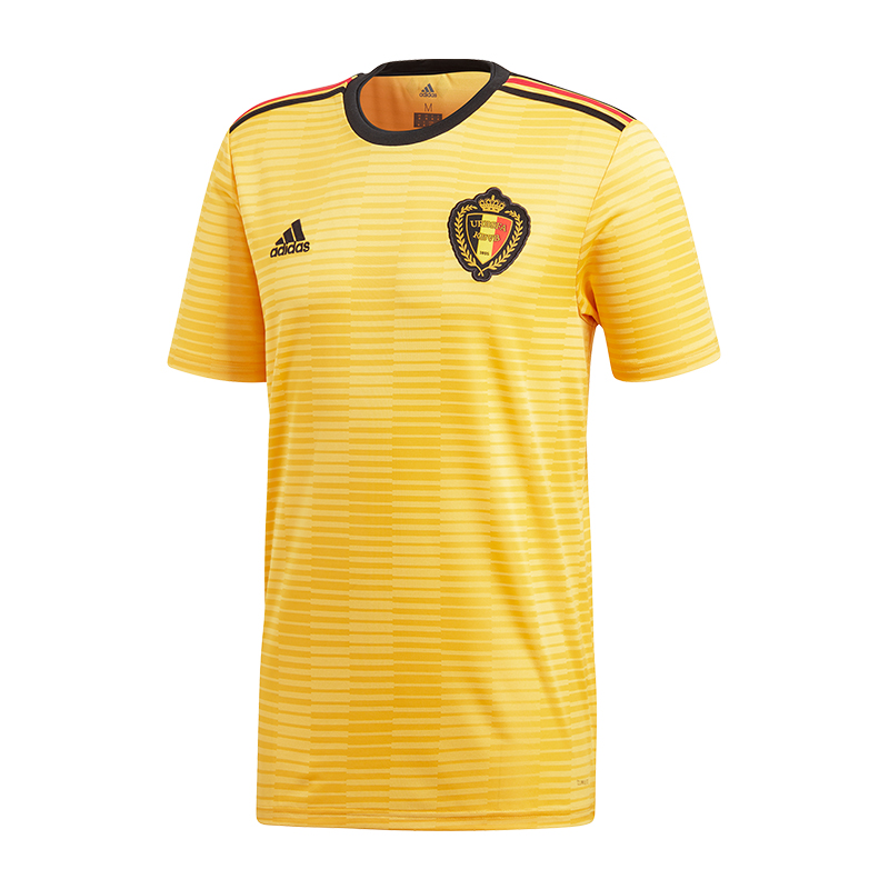 Adidas Belgium Jersey Away World Cup 2018 Yellow 78d513b30
