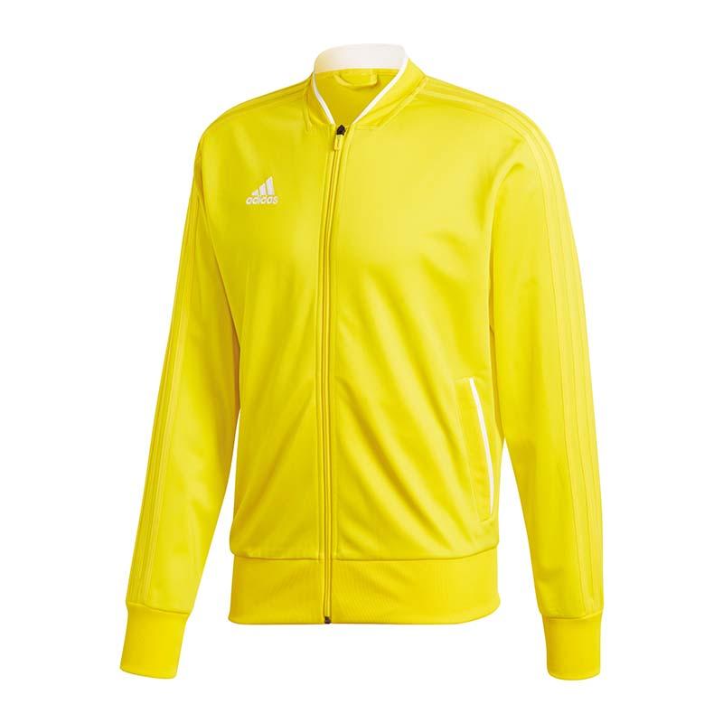 giacca adidas gialla