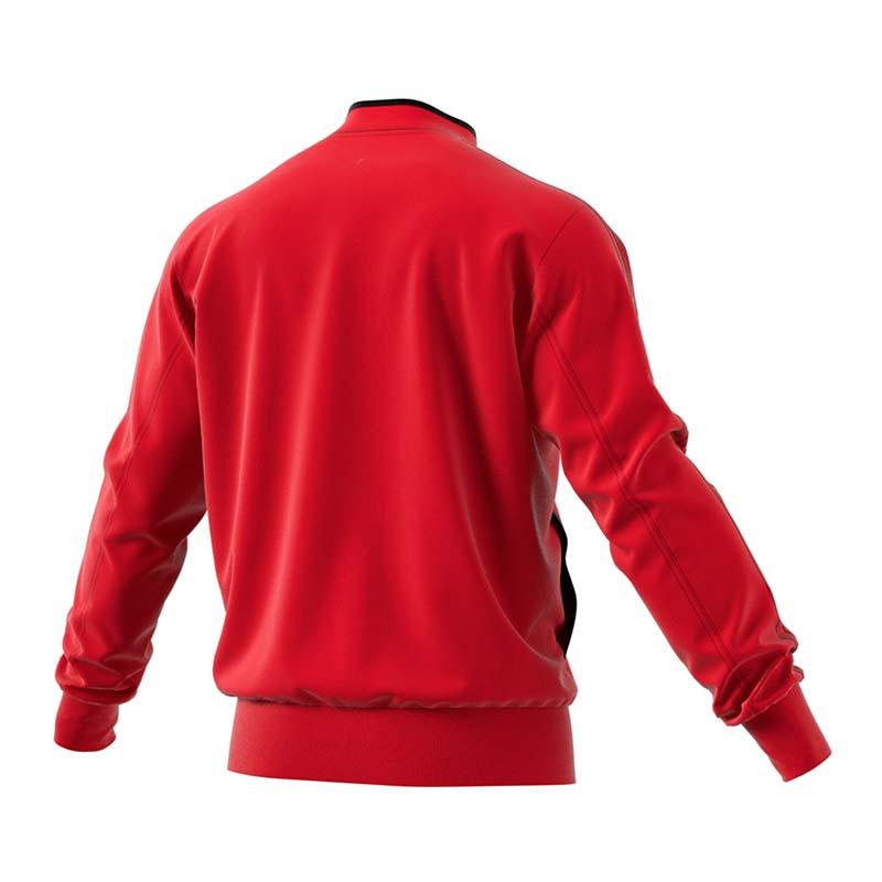 Con18 Uomo rossonerobianco Pes Giacca Adidas Jkt Sport Xs TwRdqqp